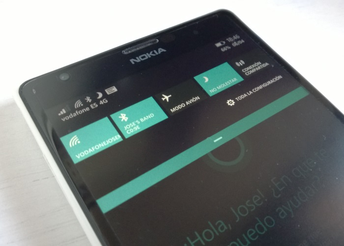 no molestar cortana windows phone