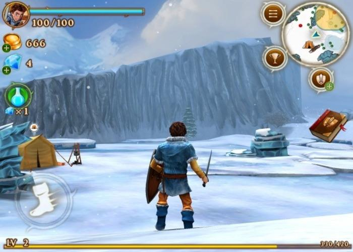 Rpg Para Windows Phone En Mundo Abierto