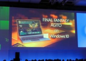 Final Fantasy Agito para Windows 10