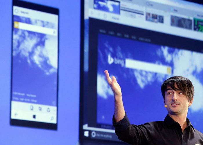 Microsoft Edge joe belfiore
