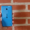 Parte posterior Lumia 640