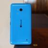 Parte trasera Lumia 640