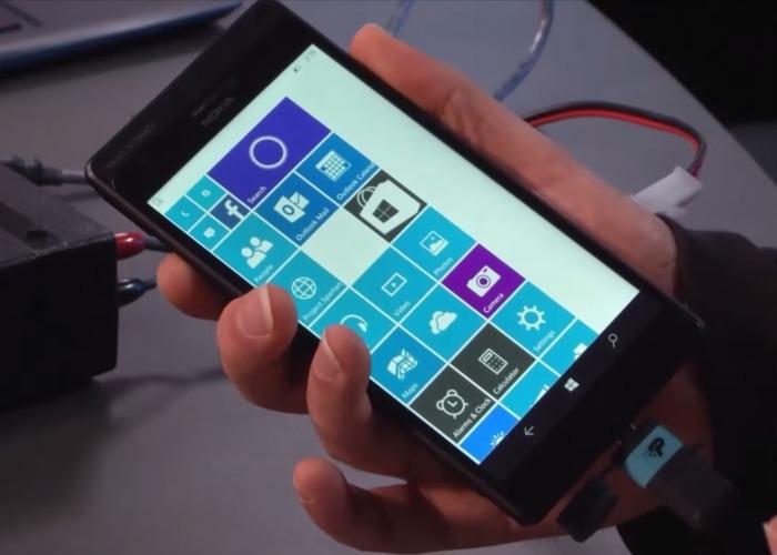 Prototipo Lumia