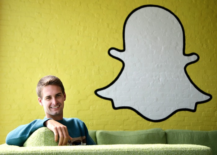 Snapchat cabecera