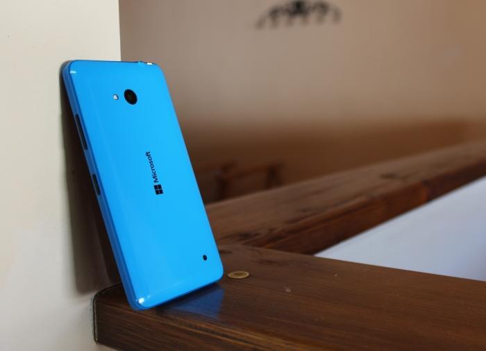 Trasera Lumia 640