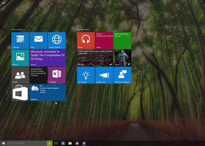 Windows 10 Build 10114