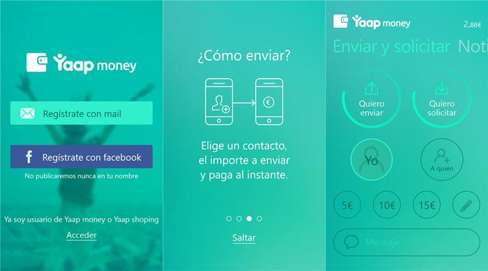 Yaap Money Windows Phone