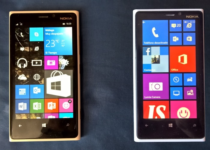 windows 10 a windows phone 8.1