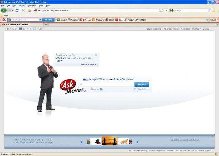 Ask malware