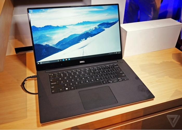 Dell XPS 15 cabecera