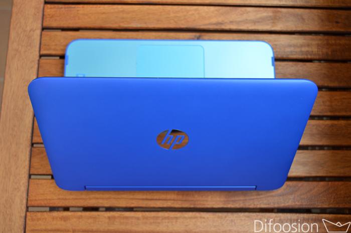 HP Stream x360 11 teclado