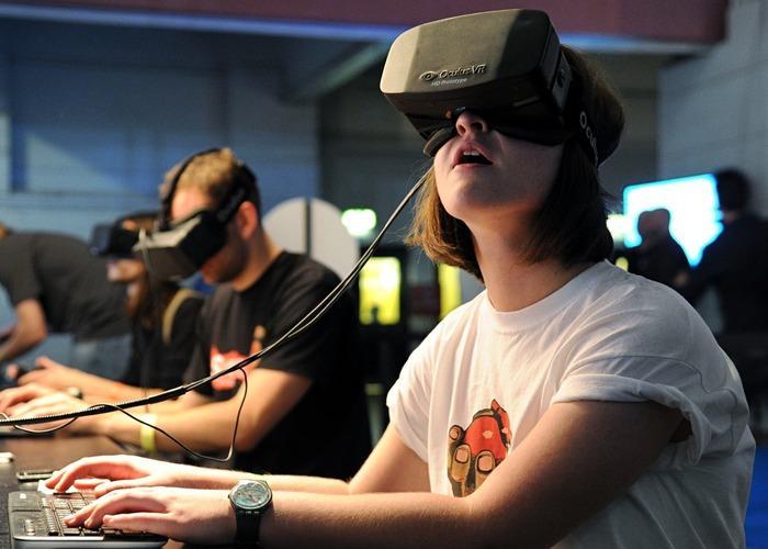 Oculus Rift cabecera