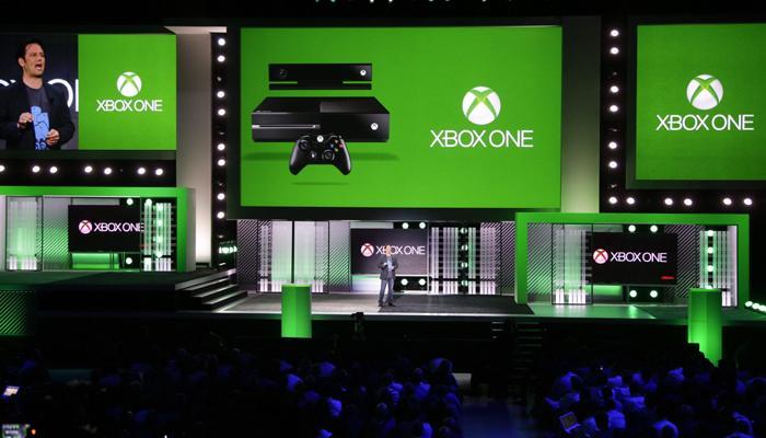 Xbox One en evento