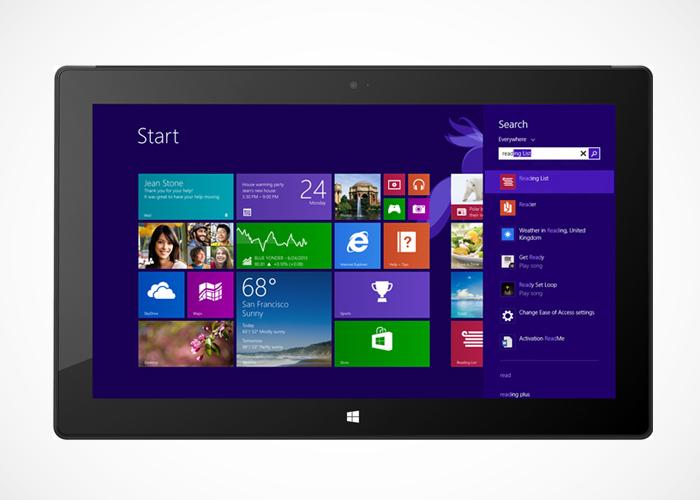 Busqueda Windows 8.1