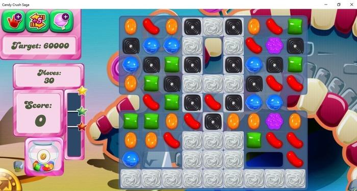 Candy Crush Saga Windows 10