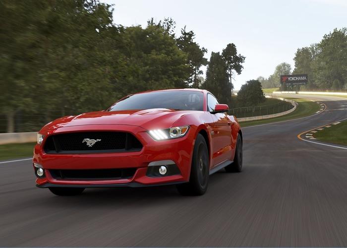 Forza Motorsport 6 cabecera