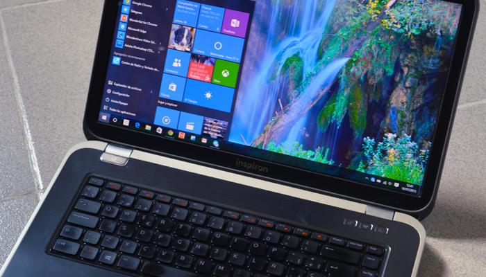 Windows 10 escritorio editores