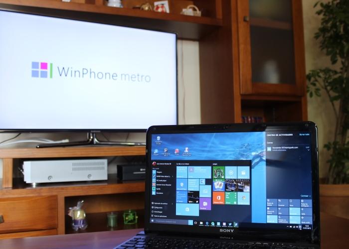 Nueva versión de Windows para PC