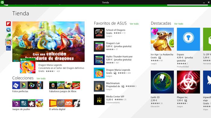 Windows 8.1 apps