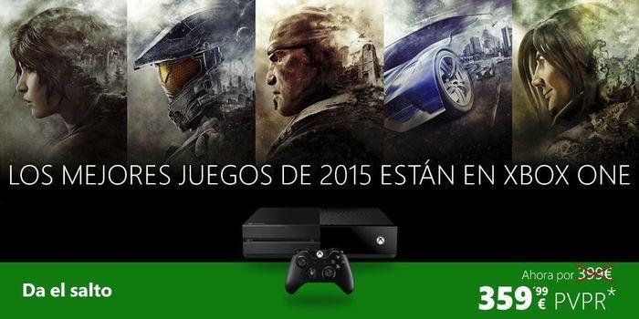 Xbox One oferta julio España