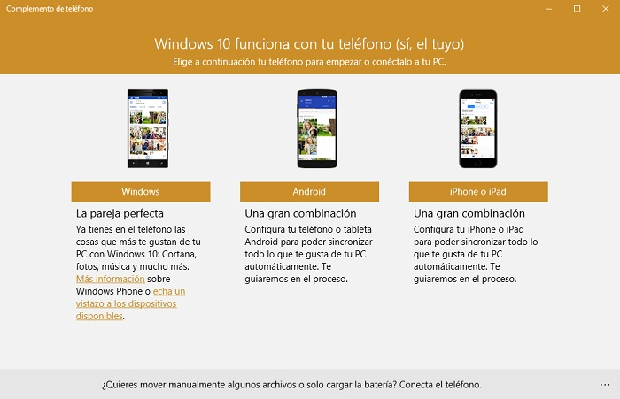 complemento_de_telefono_phone_companion_windows_10