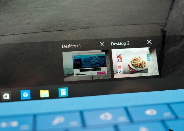 escritorios virutales windows 10 para PC
