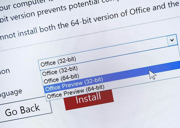office-preview-install