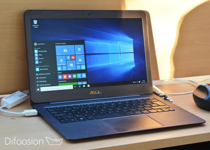 ASUS UX305 Windows 10
