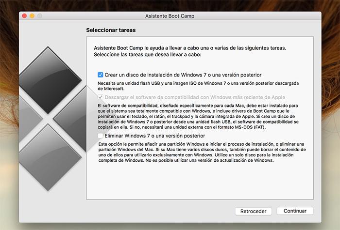 Guía paso a paso para instalar Windows 10 en un Mac