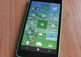 Actualización para Windows 10 Mobile Preview