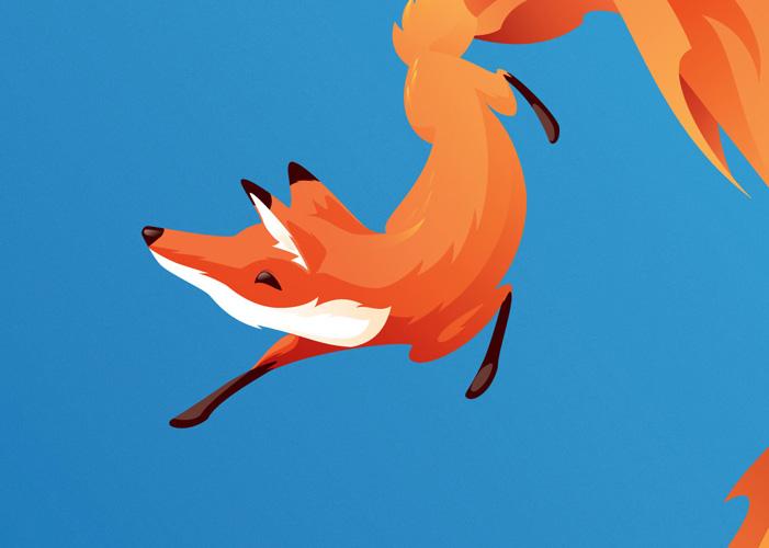Firefox en Windows 10