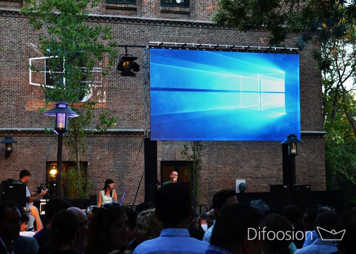 Microsoft y Windows 10