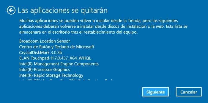 hard reset restaurar windows 10 sin borrar mis archivos