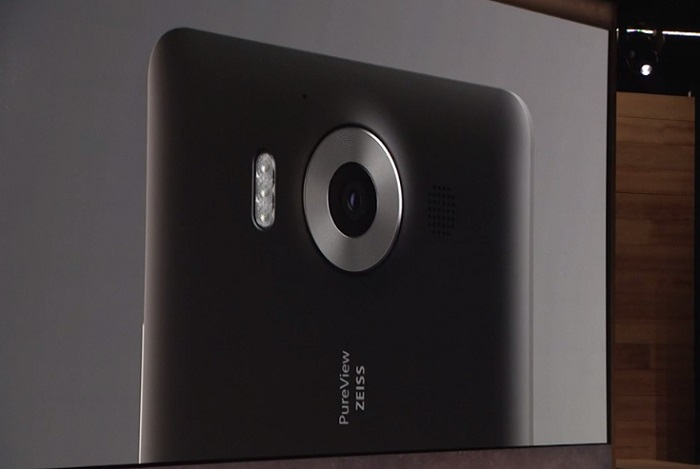 Camara Lumia