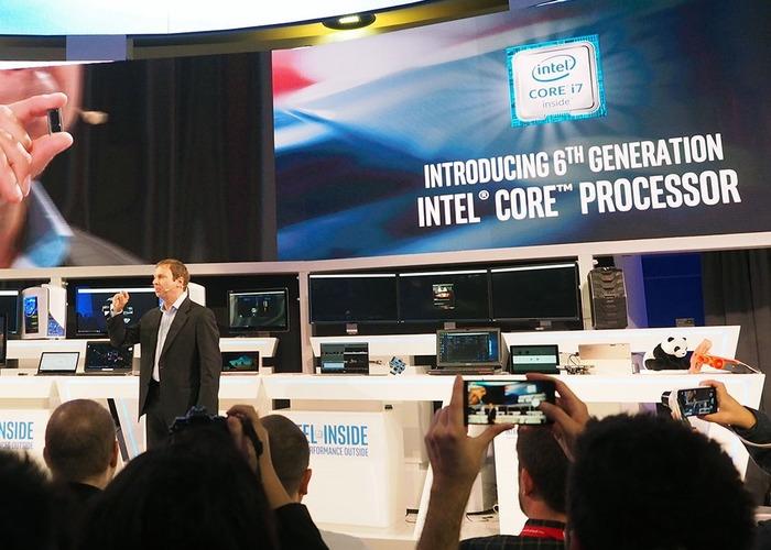 Intel IFA 2015 evento