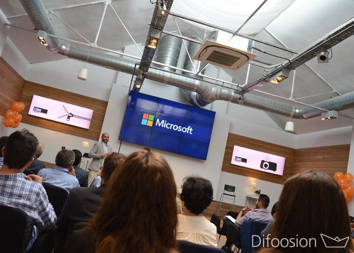Microsoft Evento Office 2016