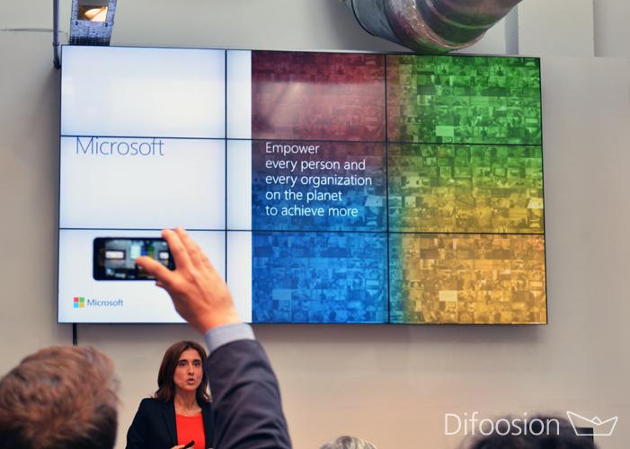 Microsoft Imagen corporativa
