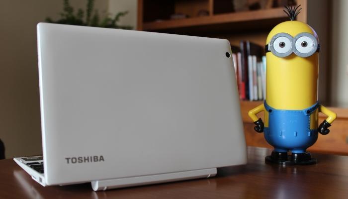 Analizamos el modesto convertible de Toshiba