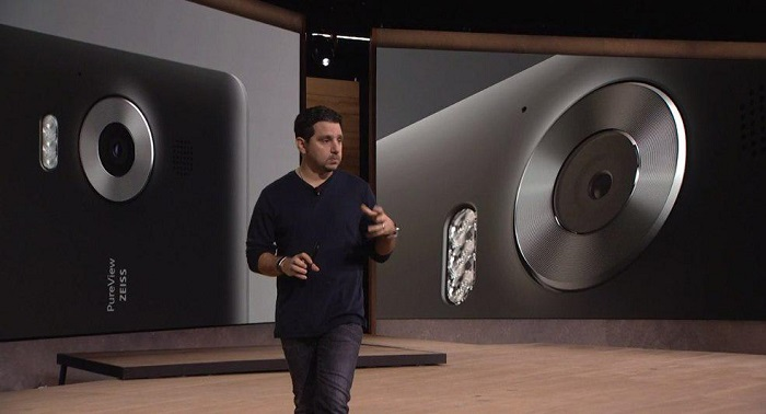 camaras lumia 950 lumia 950 xl