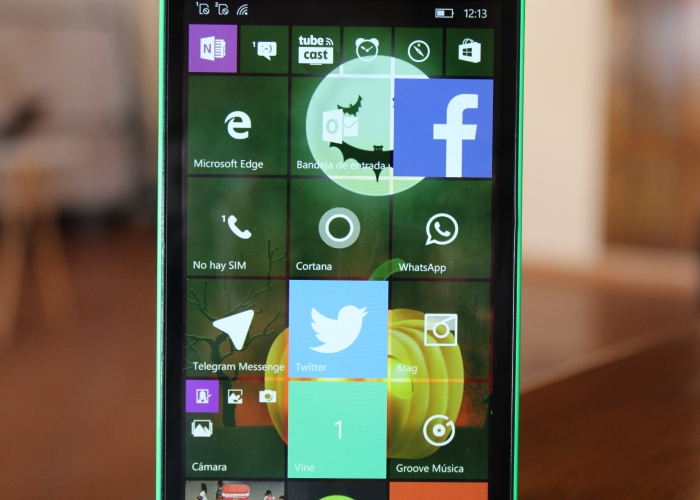 Build 10581 Technical Preview Windows 10 Mobile