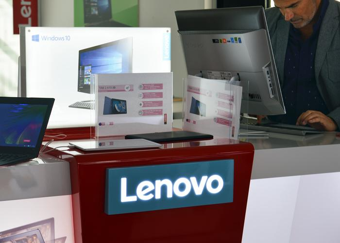 Lenovo Evento 2015 Windows 10
