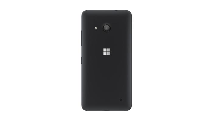 Lumia 550 trasera