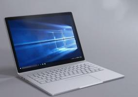 Surface Book diseño