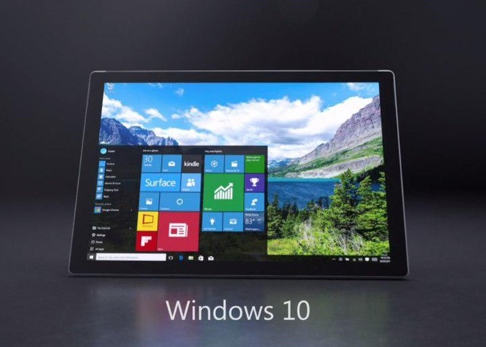 Surface Pro 4 cabecera