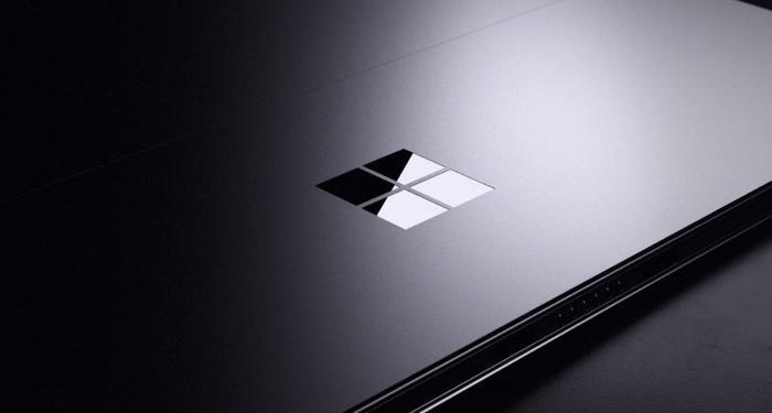 Surface Pro 4 por detrás