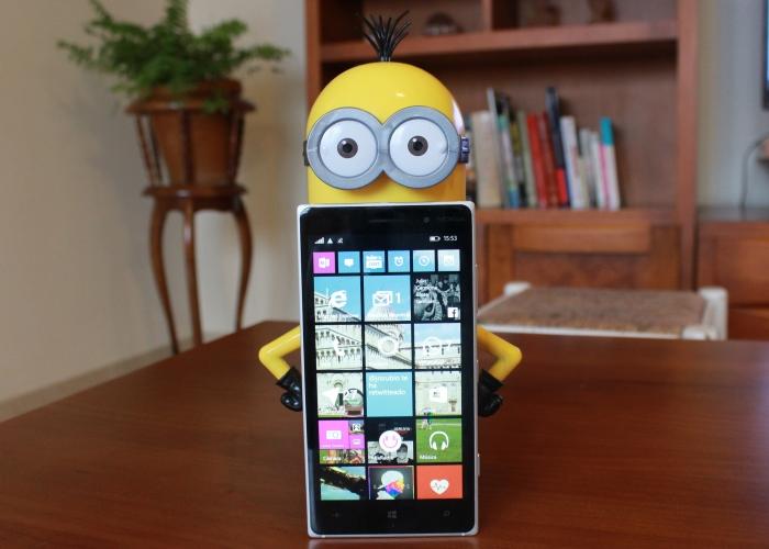Funcionalidades plataforma para móviles de Microsoft