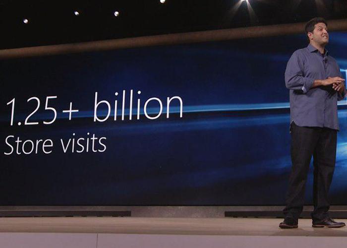 Windows 10 cifras evento 2015