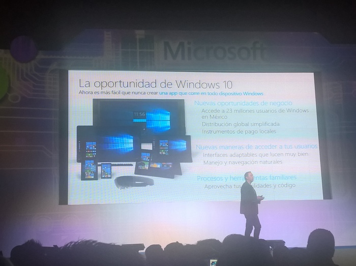 WindowsMexico Cortana