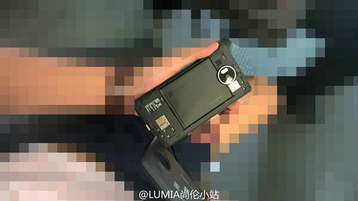 lumia 950 xl filtracion 2