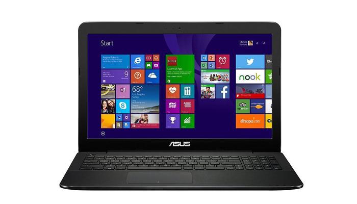 ASUS X554LA Windows